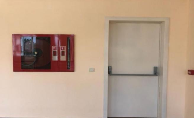 Gür Metal yangın kapılarıyla hastane projelerinin tercihi