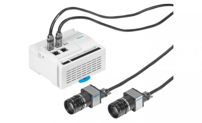 Her düzeyde üretim prosesi için Festo'nun akıllı kamerası SBRD