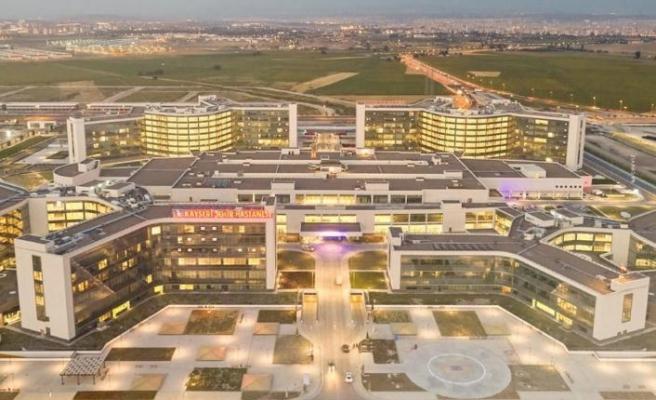 Kayseri Şehir Hastanesi projesinin tercihi Terrawool