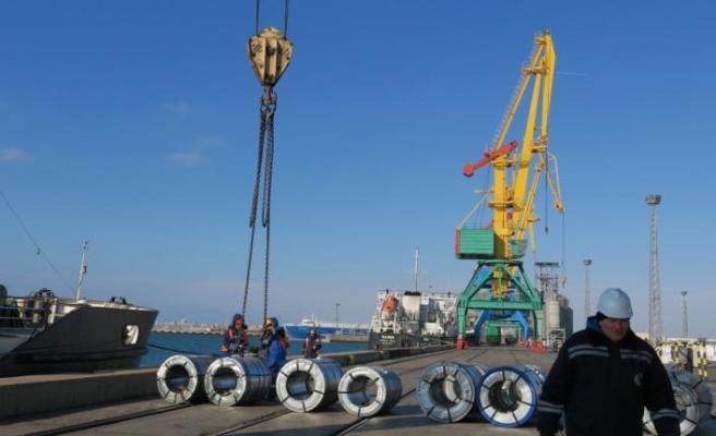 Kazakistan ile Türkiye arasındaki ticaret hacmi  yüzde 54 arttı