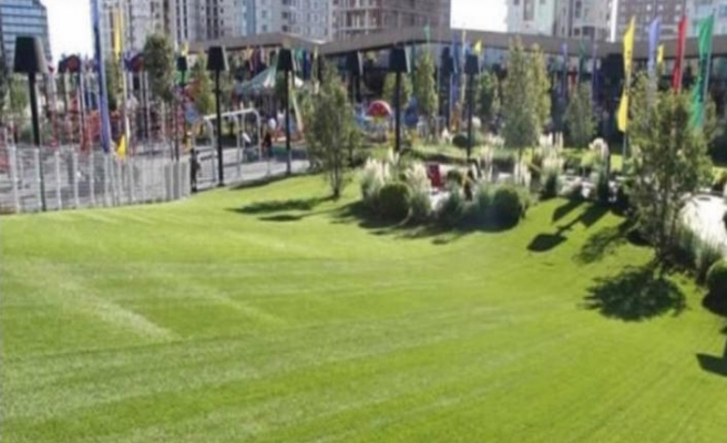 Meydan İstanbul AVM'nin yeşil çatı uygulamalarında Nar Peyzaj imzası