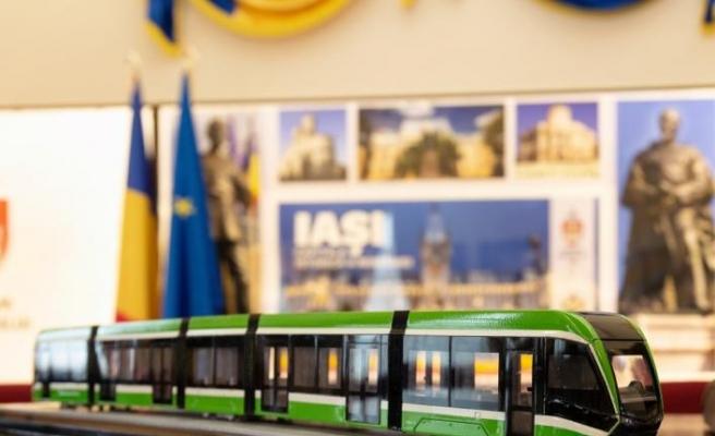 Romanya'ya 30 milyon avro değerinde tramvay ihraç edecek