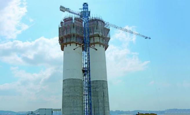 İkinci Pist Projesindeki Hava Trafik Kontrol Kuleleri PERI ile yükseliyor