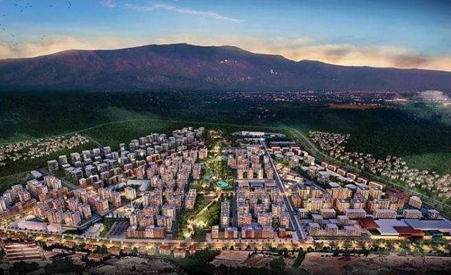 """Sur Yapı Antalya Projesi """"En İyi Kentsel Dönüşüm Projesi"""" ödülünü aldı"""