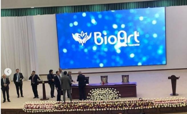 Tashkentcity Centralpark Park Özel Ödülü ile başarısını taçlandırdı