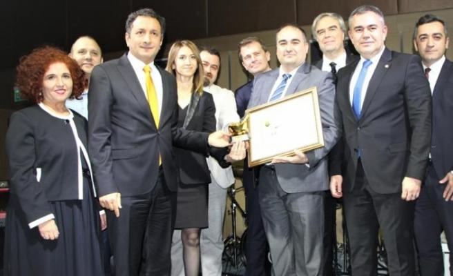 """VSY Biotechnology """"Altın Havan Ödülü""""ne sahip oldu"""