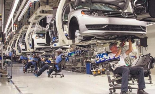 Alman VW Grubu'nun satışları 2019 yılında 10,8 milyon oldu