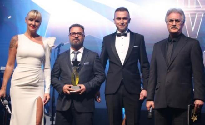Bioart'a Yılın En İnovatif Peyzaj Markası Ödülü