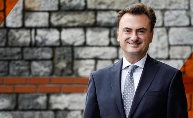 Borusan Holding'e yeni CEO