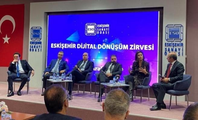 Eskişehir Dijital Dönüşüm Zirvesi'ne geleceğin çözümlerini taşıdı