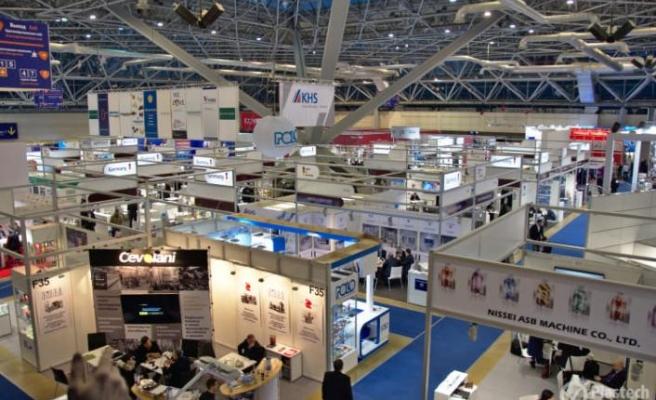 Rusya'da ürün ve çözümlerini sergileyecek