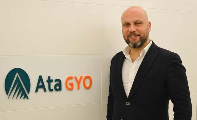 Ata Gayrimenkul Yatırım Ortaklığı'na (GYO) yeni genel müdür