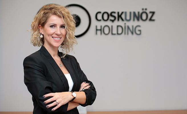 Coşkunöz Holding'e yeni insan kaynakları direktörü
