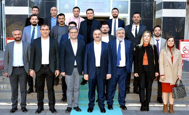 Dicle Elektrik ve Dicle Üniversitesi arasında önemli iş birliği