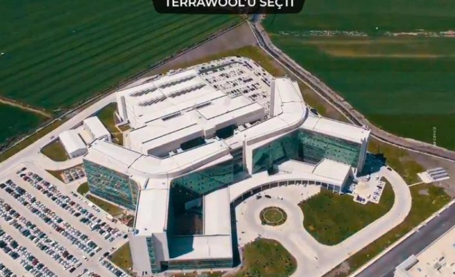 Hatay Devlet Hastanesi'nin tercihi Terrawool