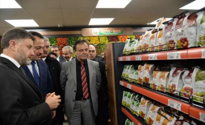 Tarım Kredi Birlik Bilecik'te market açıldı
