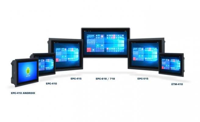 Yerli Panel PC çözümü E-Life EPC serisi 1 yaşında