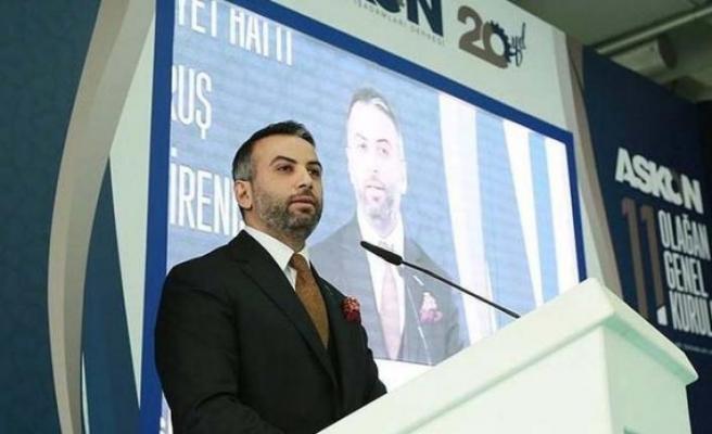 """ASKON Genel Başkanı Aydın'ın """"milli ekonomi seferberliğine"""" daveti"""