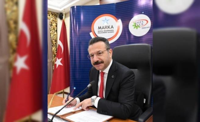 Kocaeli'de nitelikli iş gücü yetiştirecek projenin iş birliği protokolü yapıldı