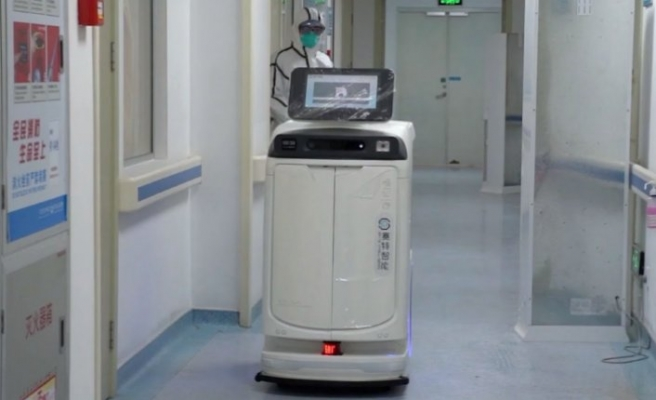 Korona virüsüne karşı teknolojik önlem