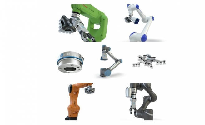 OnRobot robotik kol sonu çözümleri ile verimliliği artırıyor