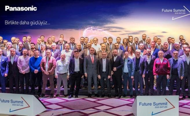 Panasonic Life Solutions Türkiye, Batum'daki toplantıda hedeflerini açıkladı