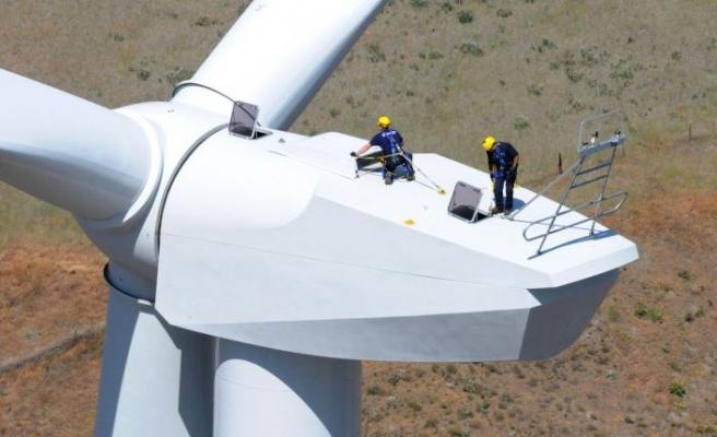 Rüzgar türbinlerinin ömrü bakımlara bağlı