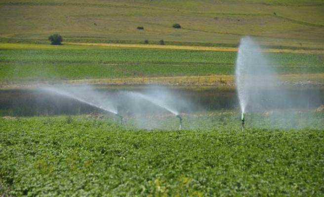 Kastamonu'da sulu tarımla ekonomiye 290 milyon liradan katkı