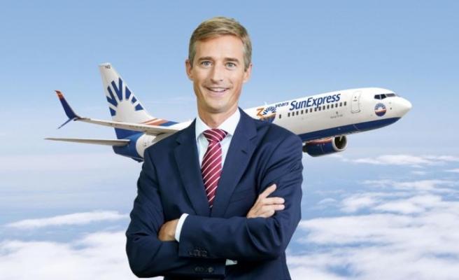 SunExpress'in yeni CEO'su Max Kownatzki görevinin başına geçti