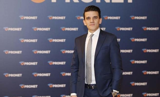 Pronet'e pazarlamadan sorumlu yeni genel müdür