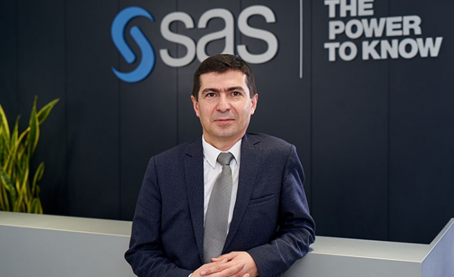 SAS'ın Ankara ofisine yeni genel müdür yardımcısı