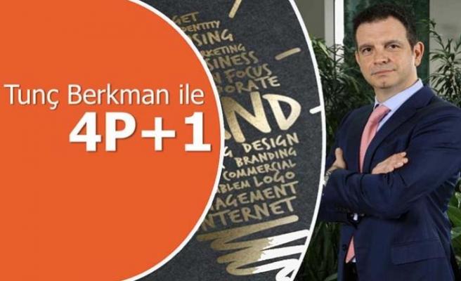 Tunç Berkman ile 4P+1 Endüstri Radyo'da başlıyor!