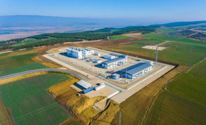 2 yılda taşıdığı gaz, 6 milyar metreküp olacak