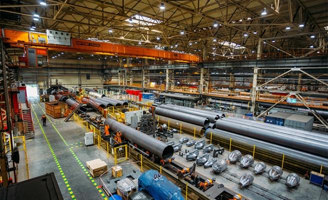 Alman sanayi firmalarının ihracat beklentisi haziran ayında yükseldi