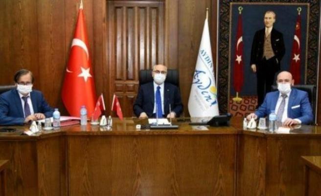 """Aydın'da """"tarıma dayalı ihtisas organize sanayi bölgesi"""" için protokol yapıldı"""