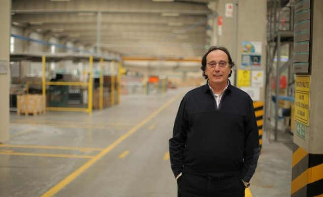 Çerkezköy'e 75 milyon TL'lik fabrika yatırımı geliyor
