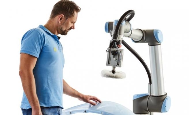 'Cobot ile Malzeme Taşıma Uygulamaları'nı masaya yatırdı