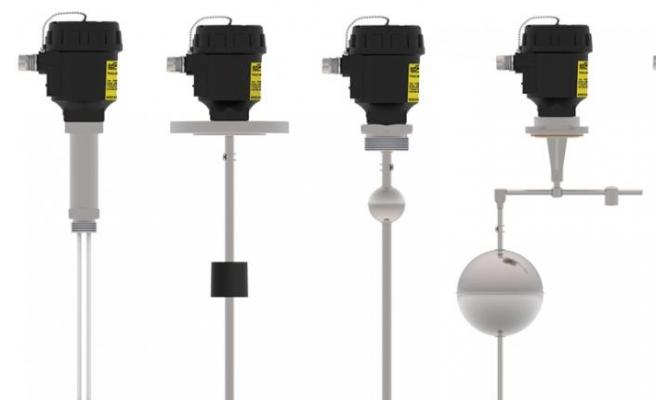 Kimya tesisleri için ex-proof kapasitif seviye sensörleri