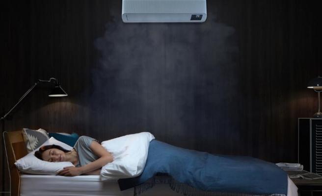 Samsung Wind-Free klima ile yazın sağlıklı serinlik artık mümkün!