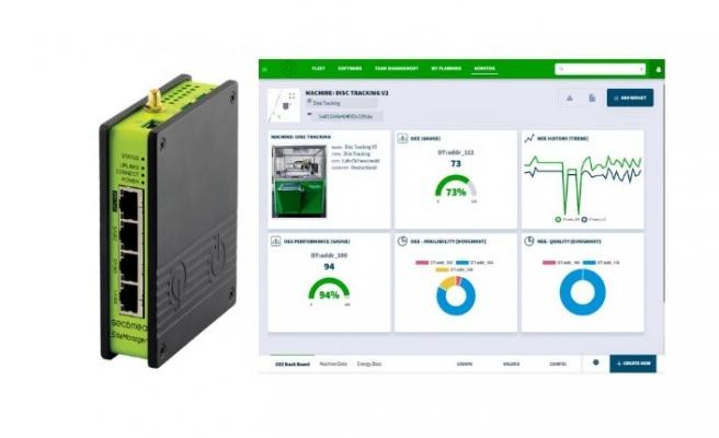 Secomea ve EcoStruxure Machine Advisor tek üründe buluştu