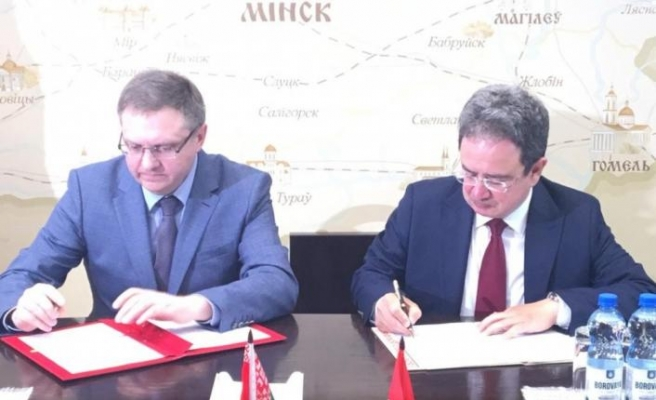 Türkiye ile Belarus arasındaki hizmet ticaretinde yeni aşama