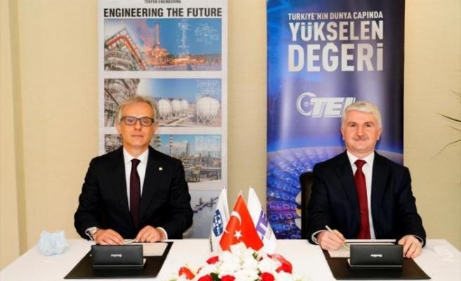Türkiye'nin milli helikopter motoru için test altyapısı sözleşmesi gerçekleşti