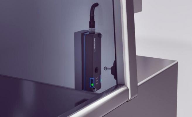 Yeni RFID kodlu CTM emniyet switch ürününü sunuyor