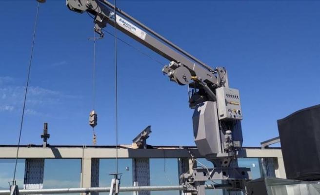 Ademsan Makine, yurt içi projelerini teslim etmeye devam ediyor