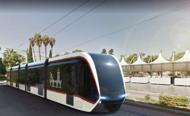 Antalya'nın bataryalı tramvayı, Bozankaya tarafından sağlanacak