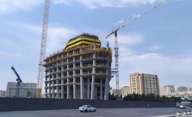 Azerbaycan'ın prestijli projesi Port Bakü Faz 2'de görev alıyor