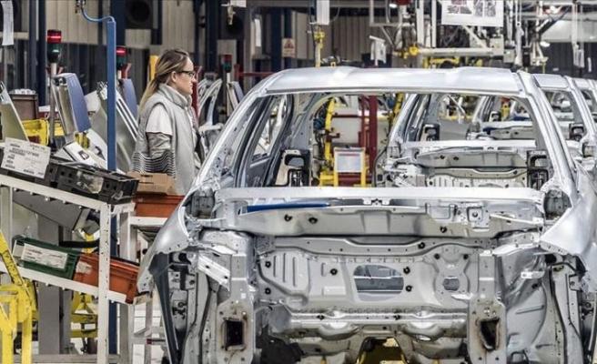 Otomotiv üretimi 2020'nin ilk yarısında yüzde 29 daraldı