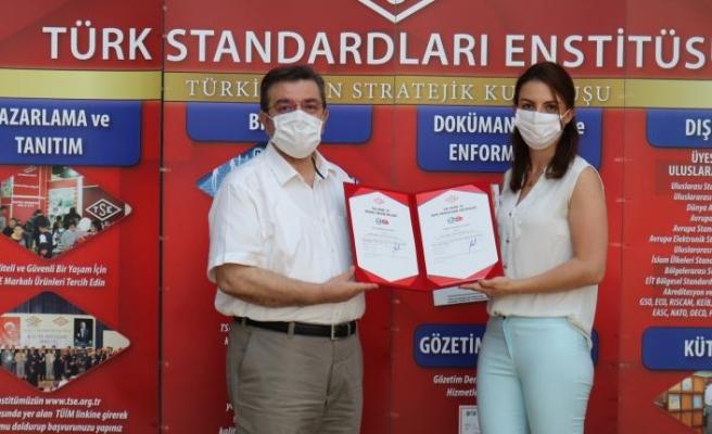 Reis Gıda, Covid-19 güvenli üretim belgesi aldı