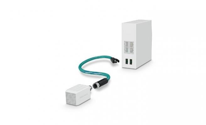 Sahadan buluta veri iletimi: Single Pair Ethernet