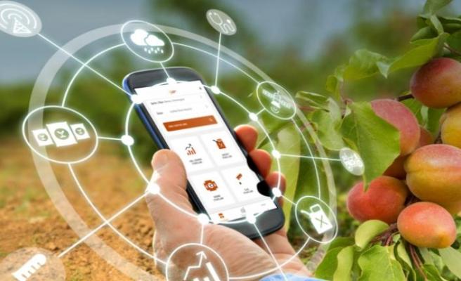 Tarlam Cepte akıllı tarım uygulamasından 20 bin çiftçi yararlanıyor